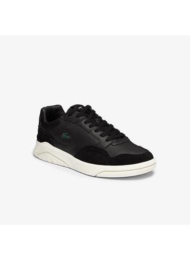 Lacoste Erkek Game Advance Sneakers 741SMA0015.454 Siyah